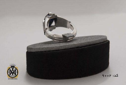 انگشتر یاقوت کبود مردانه هنر دست استاد شرفیان - کد 8002 - 6 scaled 510x342