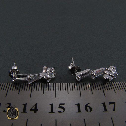 گوشواره نقره، کد 5001 - 4 24 510x510