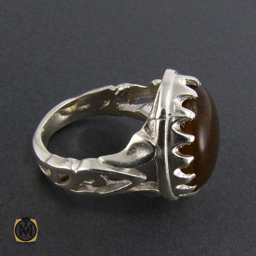 انگشتر کهربا مردانه - 8051 - 2 179 510x510