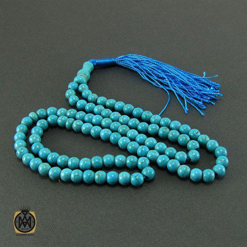 تسبیح فیروزه تبتی 101 دانه - کد 4051 - 2 326 510x510