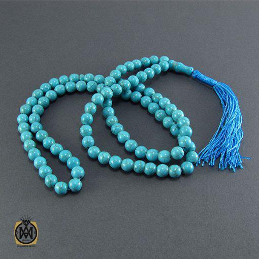 تسبیح فیروزه تبتی 101 دانه - کد 4058 - 2 328 510x510