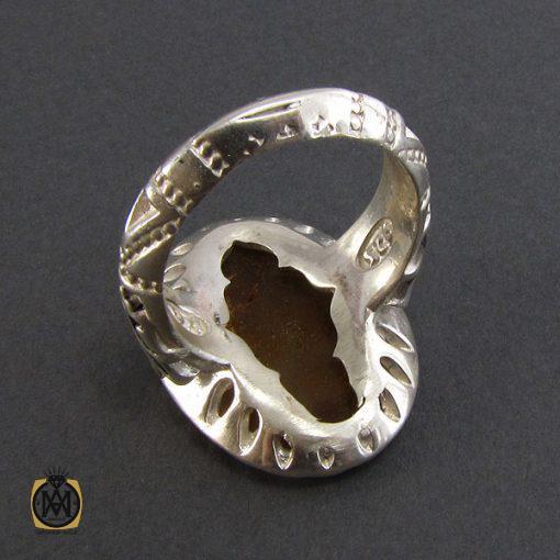 انگشتر کهربا مردانه - کد 8044 - 3 175 510x510