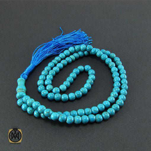 تسبیح فیروزه تبتی 101 دانه - کد 4051 - 3 329 510x510