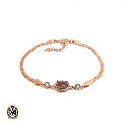 دستبند زولتنایت زنانه طرح پریماه - کد 1062