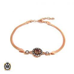 دستبند زولتنایت زنانه طرح فرنوش - کد 1032