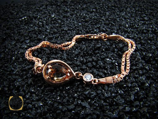دستبند زولتنایت زنانه طرح الیسا – کد ۱۰۵۸