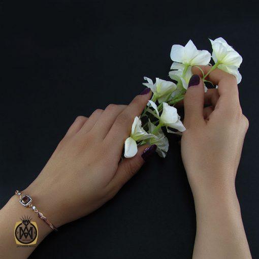 دستبند زولتنایت زنانه طرح سیما – کد ۱۰۳۵