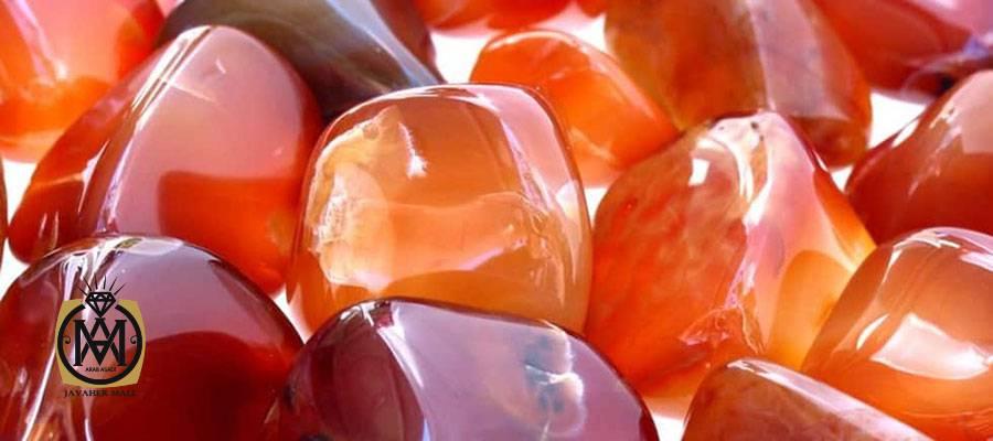 سنگ عقیق-جواهرمال