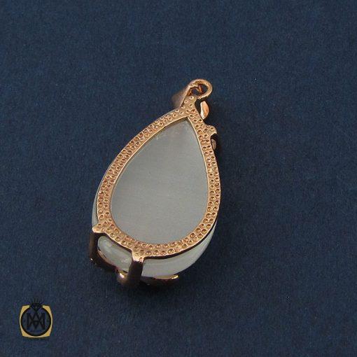 مدال چشم گربه زنانه طرح مرجان – کد ۳۰۵۱