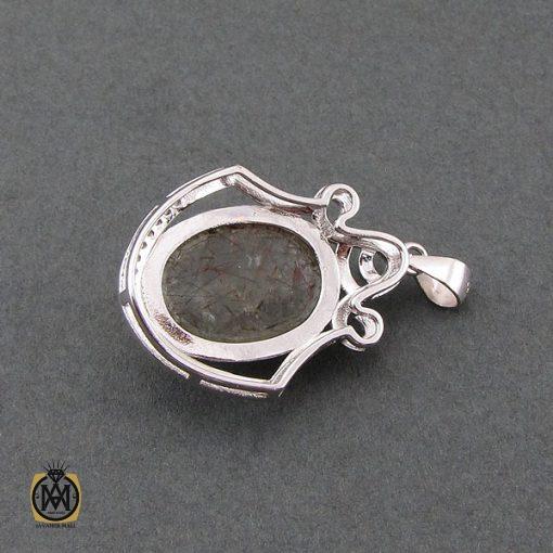 مدال کوارتز روتایل زنانه طرح نوشین – کد ۳۱۱۳
