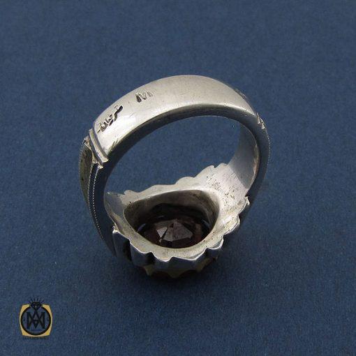 انگشتر یاقوت سرخ مردانه رکاب هنر دست استاد شرفیان - کد 8566 - 3 438 510x510