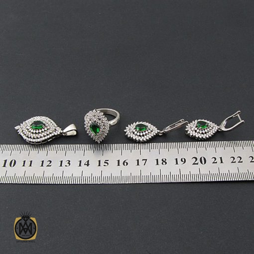 سرویس نقره زنانه طرح ملکه - کد 7093 - 8 10 510x510