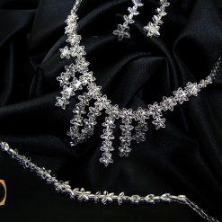 سرویس نقره زنانه طرح ملکه لوکس - 7129 - 00 286 247x247