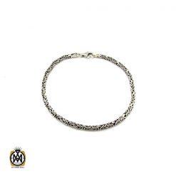 زنجیر نقره 60 سانتی مردانه - 10892 - 1 133 247x247