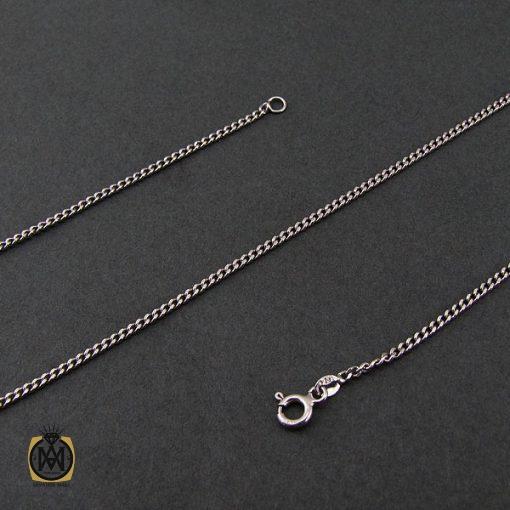 زنجیر نقره زنانه طرح جذاب 45 سانتی – کد 10012 - 1 142 510x510