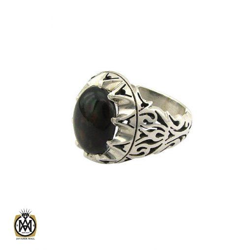 انگشتر اپال مردانه دست ساز و فاخر - کد 8941 - 1 180 510x510