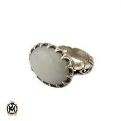 انگشتر مون استون مردانه مرغوب دست ساز - کد 8758 - 1 86 247x247