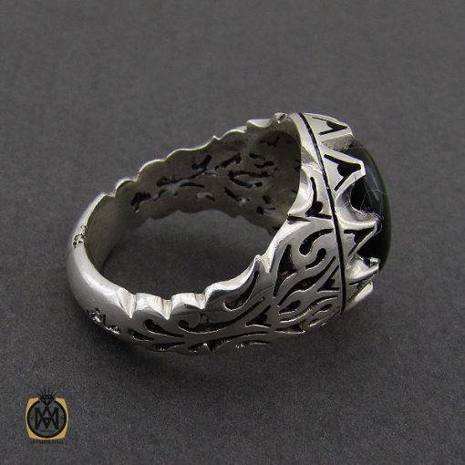انگشتر اپال مردانه دست ساز و فاخر - کد 8941 - 2 180 510x510