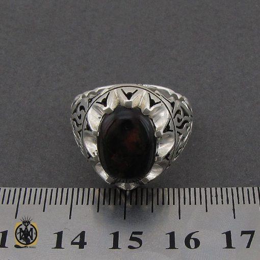 انگشتر اپال مردانه دست ساز و فاخر - کد 8941 - 4 180 510x510