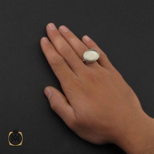 انگشتردُر نجف مردانه دست ساز – کد 8822 - 5 24 510x510