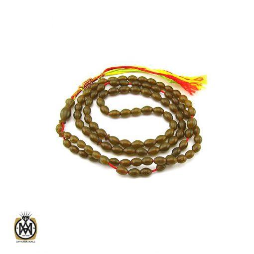 تسبیح شاه مقصود افغان ۱۰۱ دانه خوش رنگ و معدنی – کد ۴۱۵۲