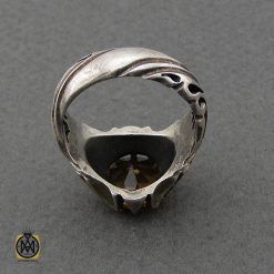 انگشتر زولتنایت مردانه  - کد 10168
