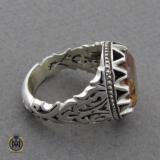 انگشتر زولتنایت مردانه هنر دست استاد صانعی - کد 10171 - 3 272 510x510