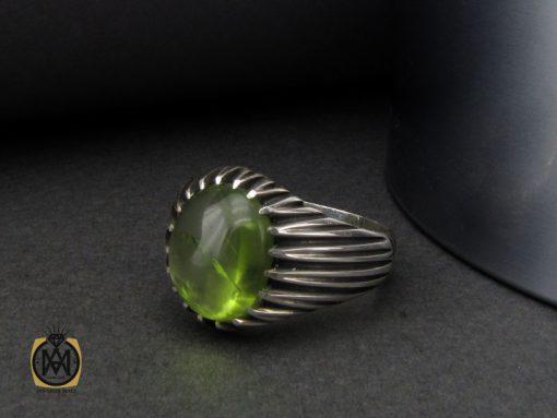 انگشتر زبرجد دامله مردانه – کد ۱۰۲۹۰