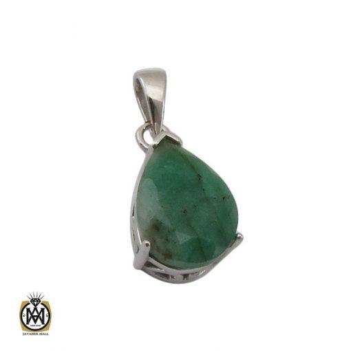 مدال زمرد طرح افسون زنانه - کد 3215 - 1 144 510x510