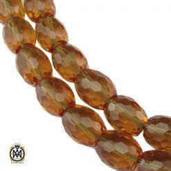 تسبیح زولتنایت 33 دانه تراش درشت خوش رنگ  - کد 4359 - 1 261 247x247