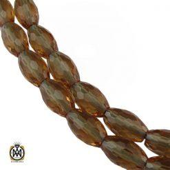 تسبیح زولتنایت 33 دانه تراش درشت خوش رنگ  - کد 4359 - 1 262 247x247