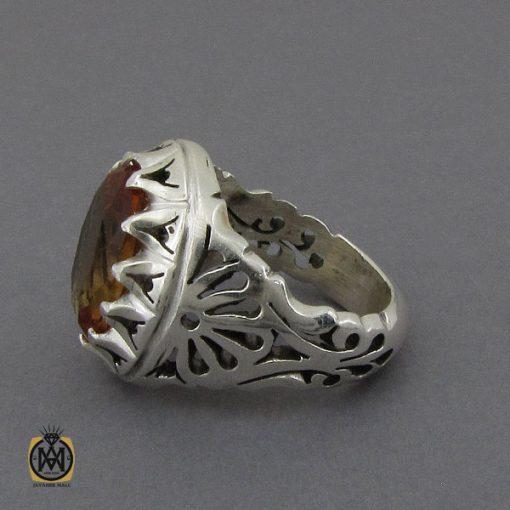 انگشتر زولتنایت درشت مردانه  - کد 10313 - 2 137 510x510