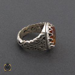 انگشتر زولتنایت مردانه هنر دست استاد صانعی - کد 10334