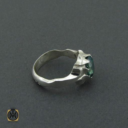 انگشتر توپاز سبز مردانه - کد 10390 - 2 249 510x510