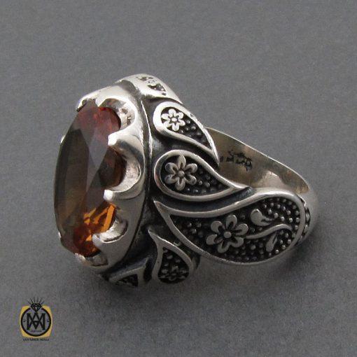 انگشتر زولتنایت درشت مردانه - کد 10270 - 2 94 510x510