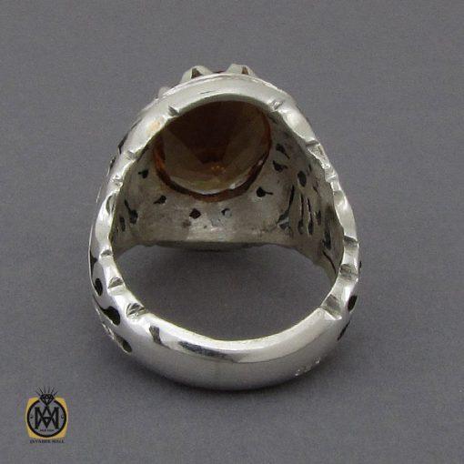 انگشتر زولتنایت درشت مردانه  - کد 10313 - 3 137 510x510