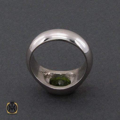 انگشتر زبرجد مرغوب مردانه دست ساز - کد 10329 - 3 175 510x510
