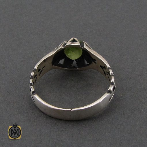 انگشتر زبرجد مردانه – کد ۱۰۲۴۸