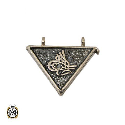 مدال جادعایی بازشو نقره طرح بسم الله - کد 3251 - 1 43 510x510