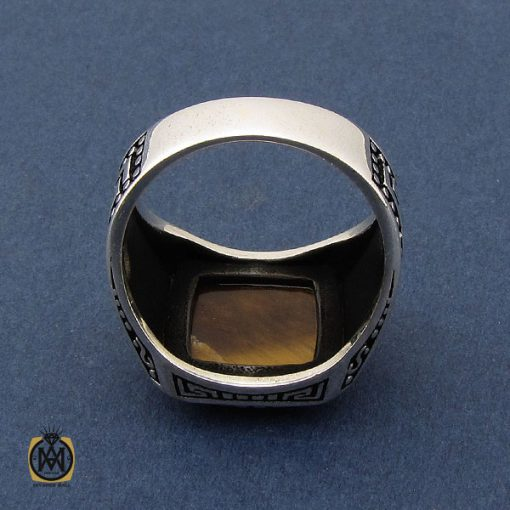انگشتر چشم ببر طرح ورساچه مردانه – کد ۱۰۴۴۸