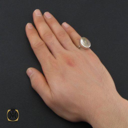 انگشتر کوارتز رُتایل مردانه – کد ۱۰۴۵۳