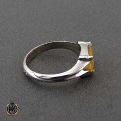 انگشتر یاقوت زرد اسپرت دست ساز - کد 10644 - 2 208 247x247