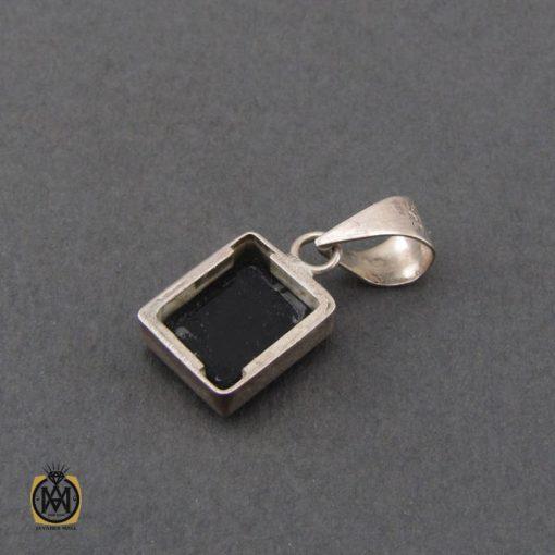 مدال عقیق مشکی طرح اسپرت - کد 3271 - 3 238 510x510