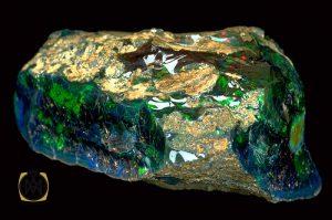 رنگ های سنگ اوپال