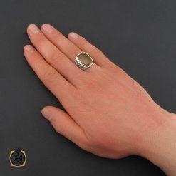 انگشتر-عقیق-سلیمانی-ترک