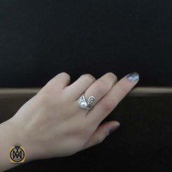 انگشتر مروارید پروشی زنانه