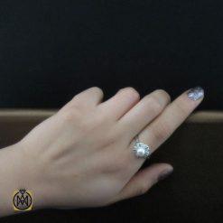 انگشتر مروارید اصل زنانه