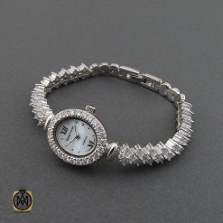 ساعت نقره زنانه عیار 925