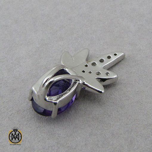 مدال آمتیست زنانه نقره
