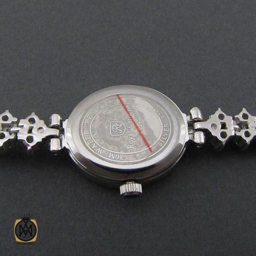 ساعت رویال کرون نقره عیار ۹۲۵ زنانه – کد ۶۰۰۸